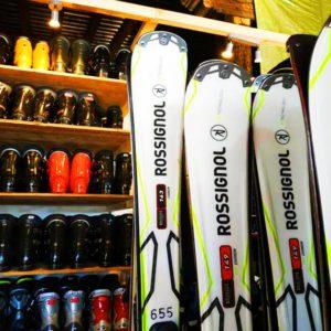 Equipamiento de Esquí